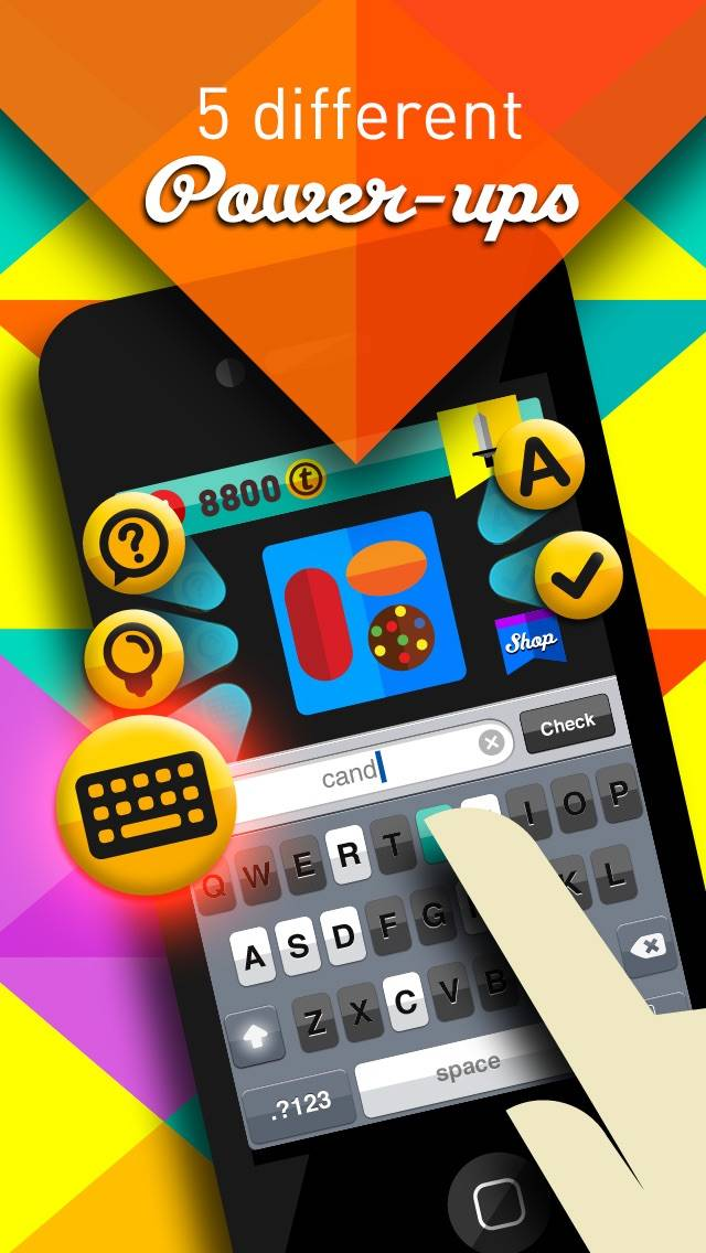 Icon Pop Quiz App Screenshot-2