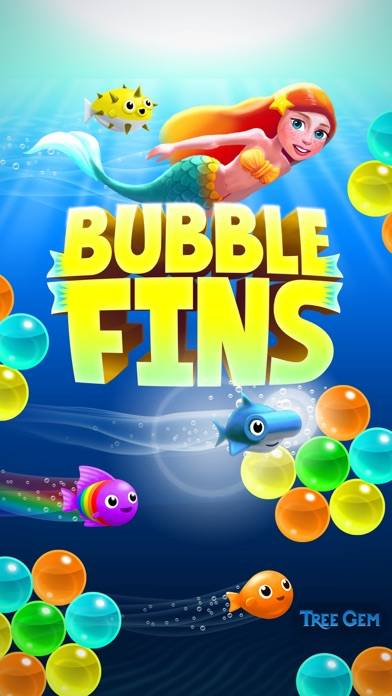 Screenshot #1 for Bubble Fins