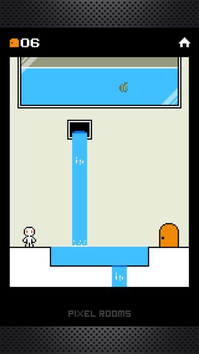 Pixel Rooms  room escape game