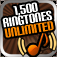 1500 Ringtones Unlimited image