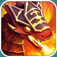Knights and Dragons App icon