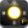 Weather Compass Gps+ (Weather, Map, Speedometer, Altimeter, Course) image